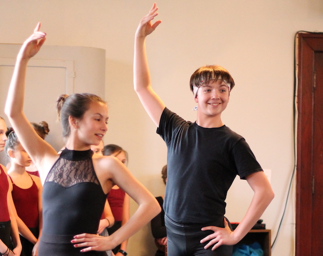 'Stars and Stripes' ballet to honor 9/11 anniversary
