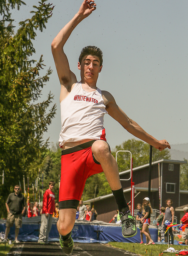 Track coach lauds teams' performances in RVC Championships
