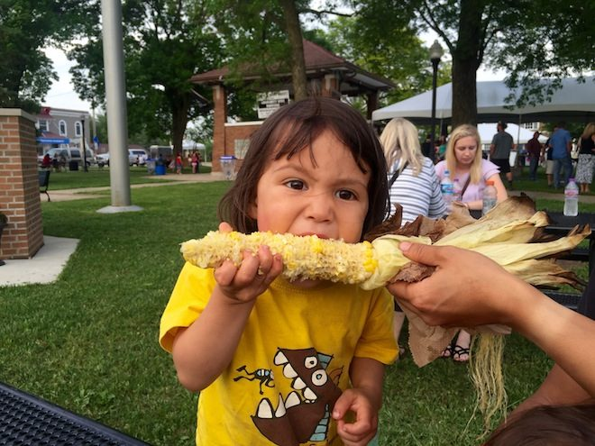 Corn and Brat Roast, Rummage, Brewfest to kick off summer season