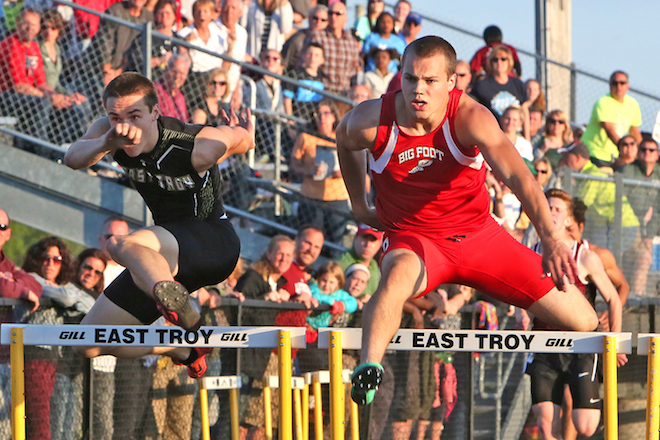 Chiefs qualify for state track meet