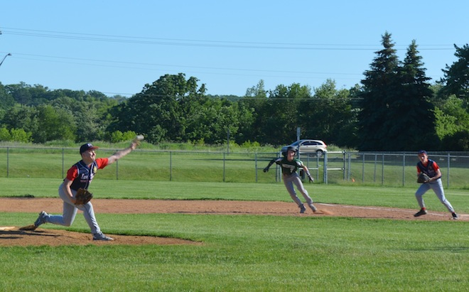 Legion baseball opens play