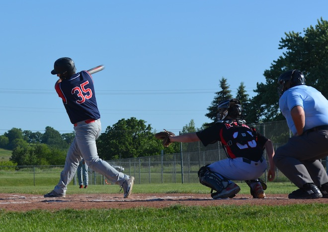 Legion baseball team posts two wins, one loss