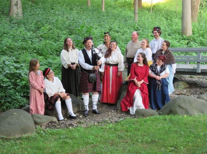Christian Arts Centre to present 'Brigadoon'