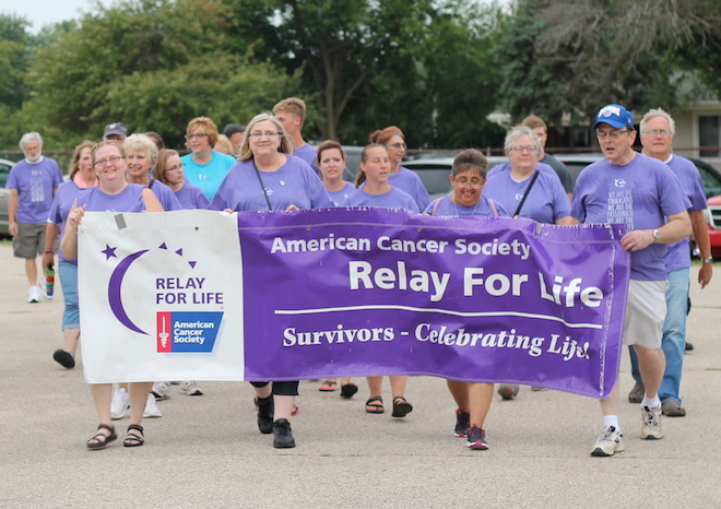 Setting the pace against cancer
