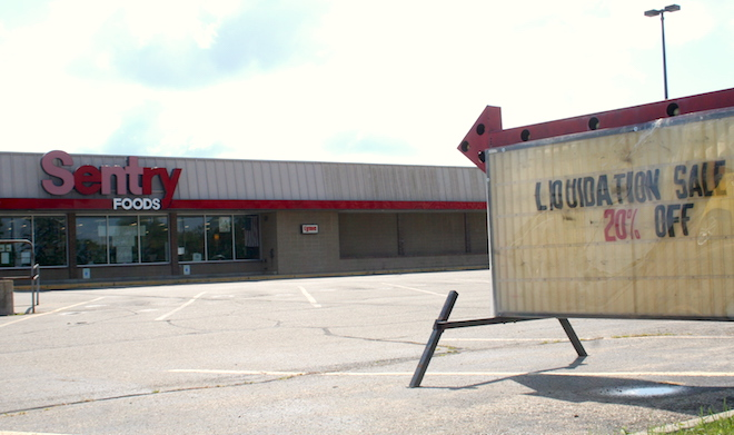 Sentry store to close, owner confirms