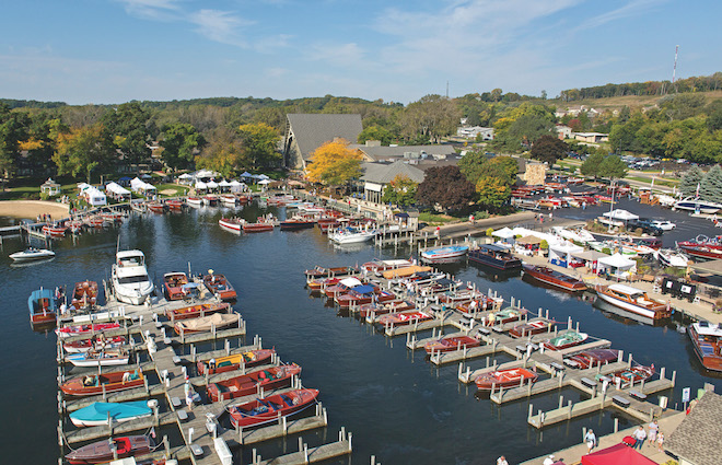 Boat Show to feature vintage watercraft