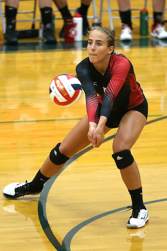 Spikers defeat Beloit after 4-1 play at invitational