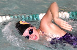 Murphy paces Elkhorn swimmers