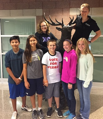 EAMS students to represent at Project Lead The Way