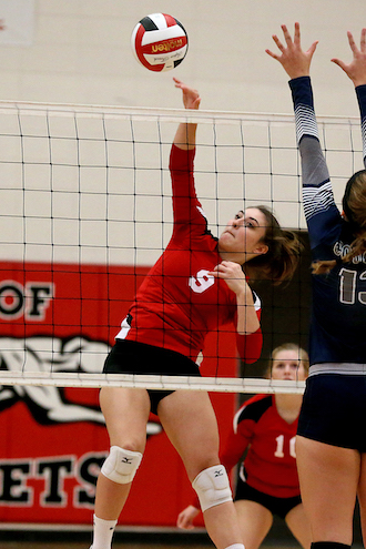 Volleyball team doesn't sustain momentum vs. Luther Prep