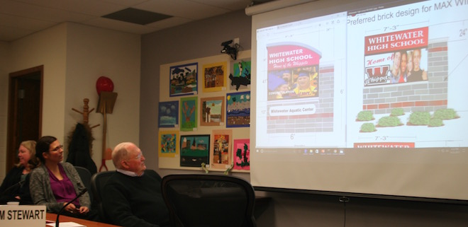 School Board tables sign purchase, grapples over Fund 41 use