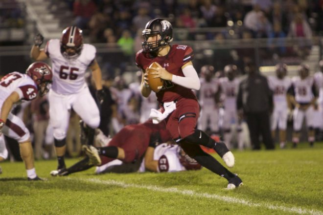 FOOTBALL PLAYOFFS: Lake Geneva Badger exacts revenge on Kenosha Bradford