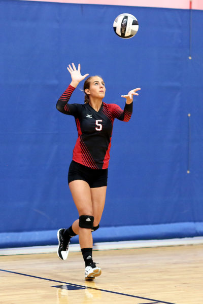 All-conference honors for Chiefs volleyball players