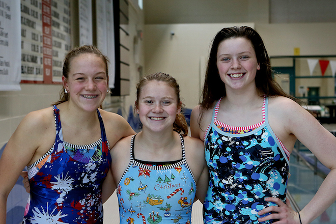 Several Whippet swimmers to compete at state meet
