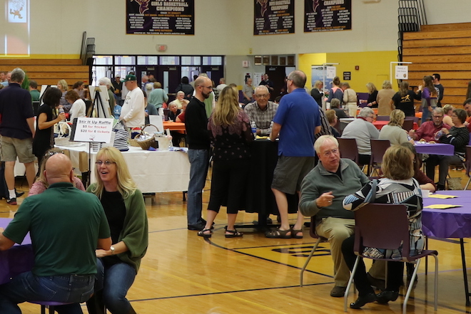 Stir It Up to feature food, raffles and music