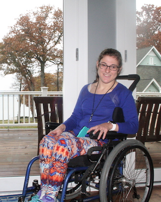 Discover Whitewater Series has first wheelchair participant