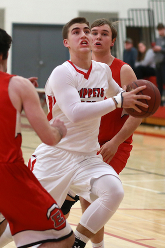 Whippets looking to dig out of early hole