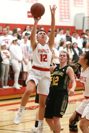 Whippets unable to curtail Shoreland's top scorers