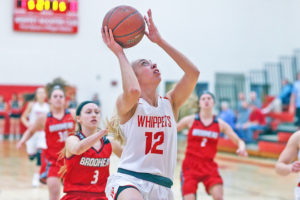 Girls basketball team rebounds after tough Jefferson loss