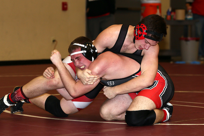 Big Foot-Williams Bay wrestlers ninth in RVC