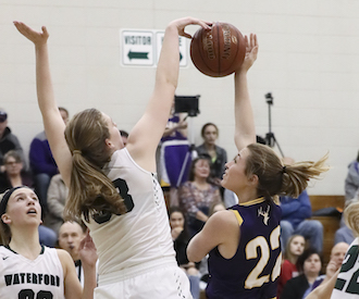 Lady Elks struggle against Waterford