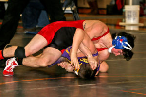 Wrestlers DuVal, Gamble to compete at state