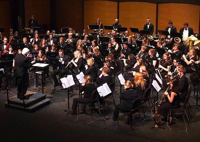University of Wisconsin-Platteville to perform in East Troy tonight
