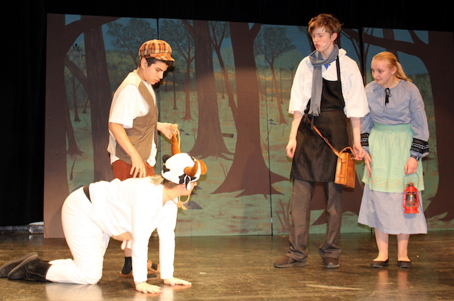 Walworth MS to present 'Into the Woods, Jr.'