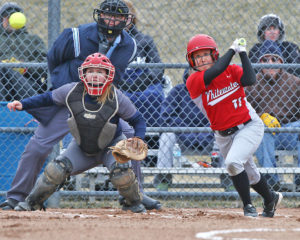 Rounding the Bases: Whippets softball scores 13 on Clinton in 1 inning