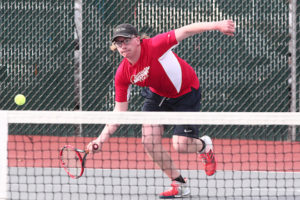 Conference rival takes down Whitewater boys tennis