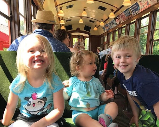 Celebrate the railroad in East Troy