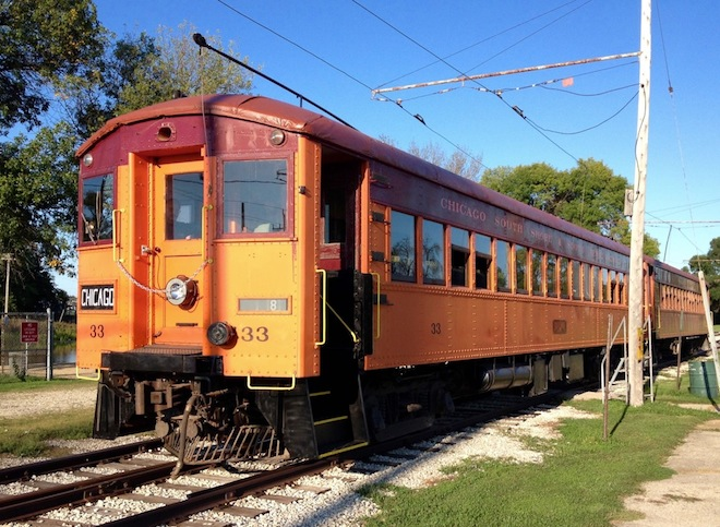 East Troy Railroad's Chicago Day is Saturday