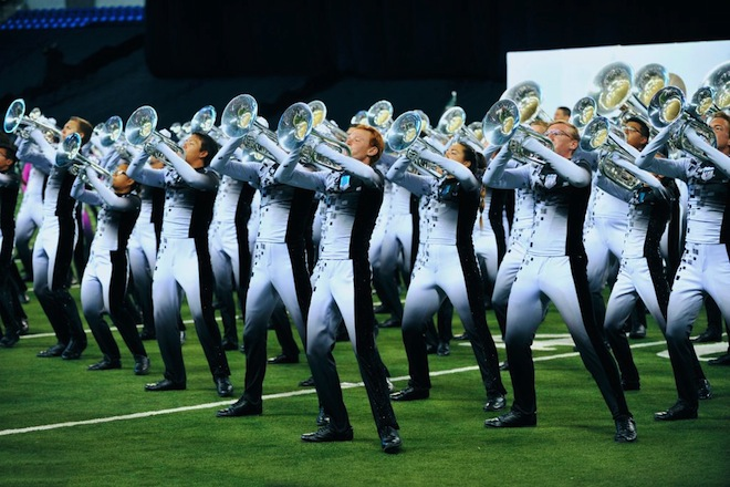 Drum corps to visit East Troy