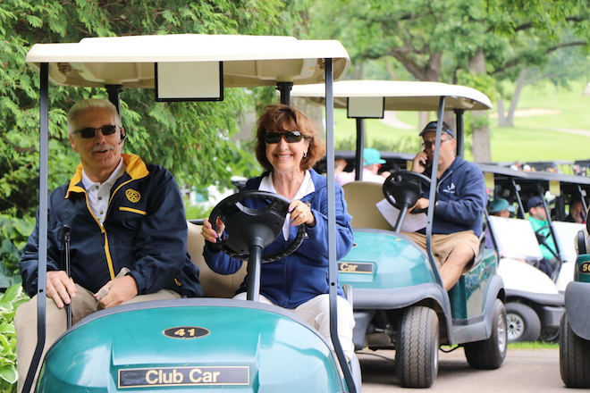 VIP golf outing raises nearly $120K