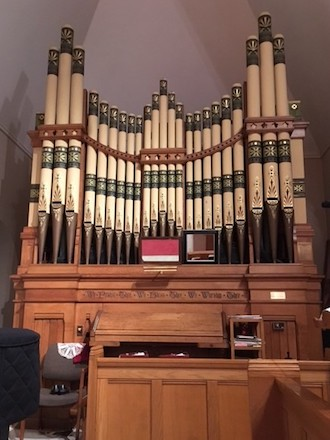 Organist to perform concert to raise funds for organ repair