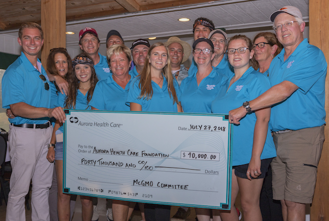 McGMO raises more than $40,000 to enhance care for cancer patients