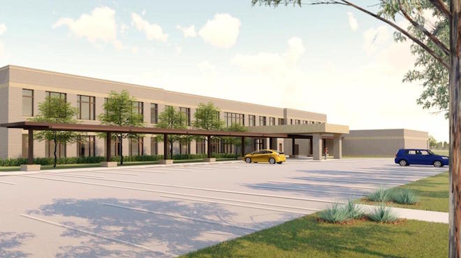 Construction to begin on $15 million HHS building