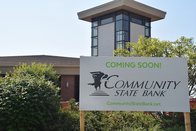Community State Bank moves into new Lake Geneva office