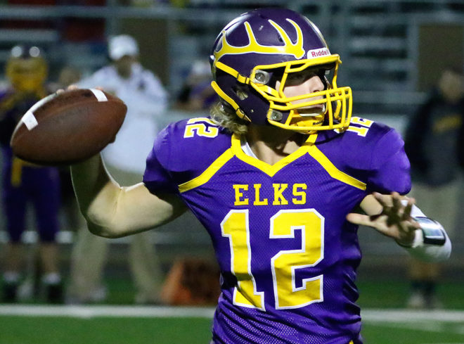 The Mason to Mason Show: Buelow throws 6 TD's in Elkhorn's first SLC win in 3 years