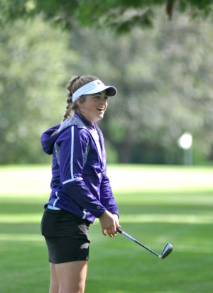 Elks Rand advances to golf sectionals
