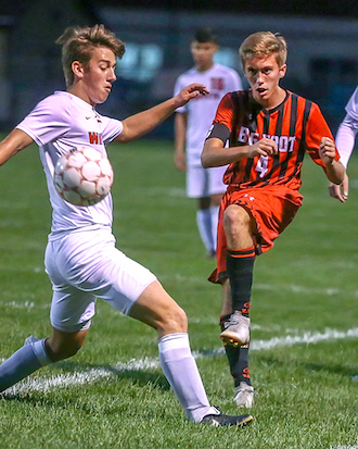 Attitude, execution keys in win for boys soccer