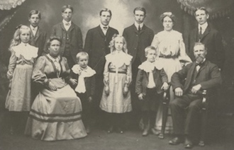 Historical Society to feature local family