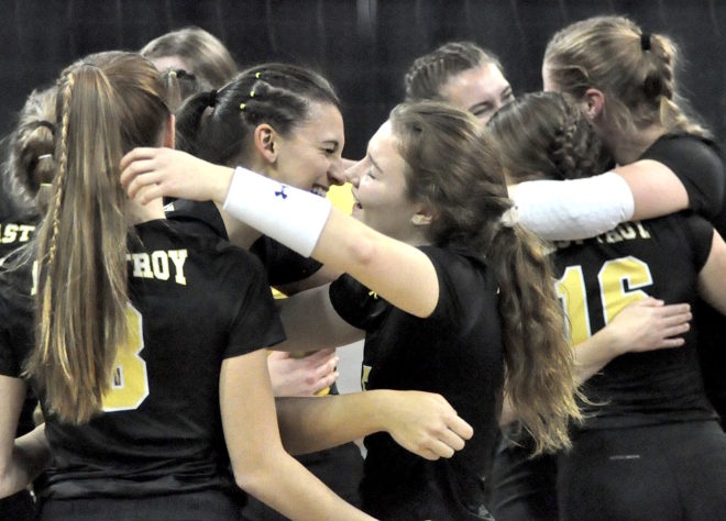 BREAKING: East Troy volleyball captures state championship