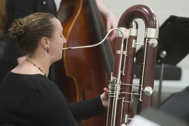 Orchestra holds annual concert at Calvary