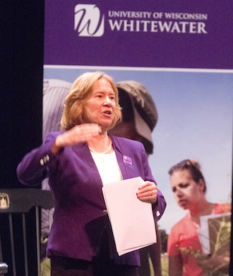 Questions loom after UW-W chancellor resigns