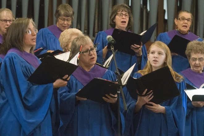 FUMC hosts another successful cantata