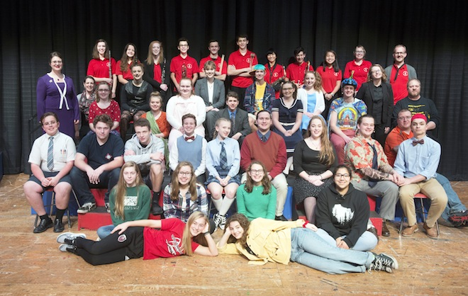 Jerry Awards reviewers love WHS production