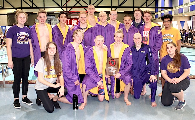 Elks swimmers gear up for state