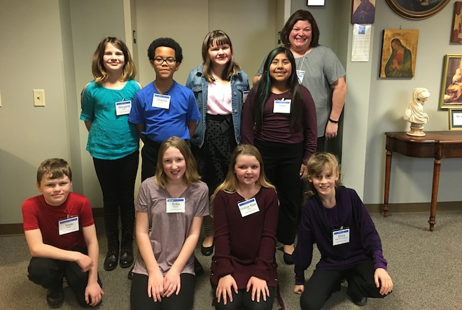 Eight perform at state choir event