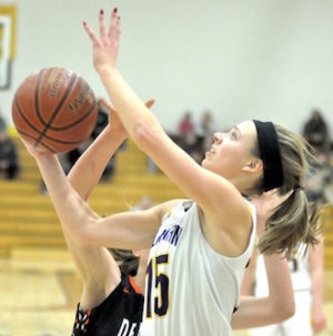 Strong season ends for Lady Elks